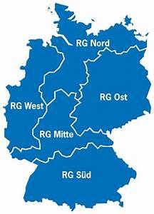 Süd Ost West Nord : hzd regionalgruppen ~ Markanthonyermac.com Haus und Dekorationen