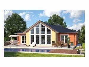 Haus Bungalow Modern : top star 149 einfamilienhaus von hanlo haus vertriebsges mbh hausxxl fertighaus bungalow ~ Markanthonyermac.com Haus und Dekorationen