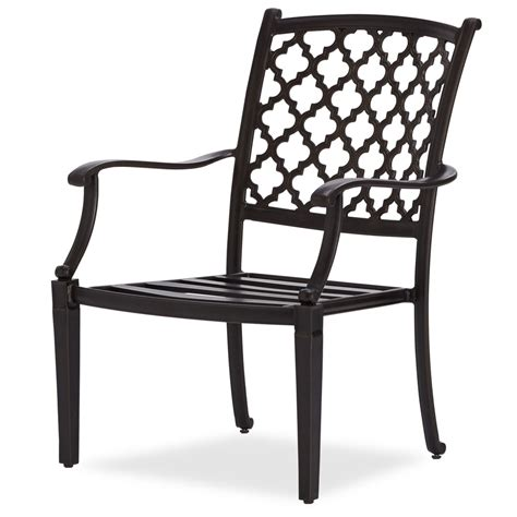 strathwood whidbey cast aluminum chaise