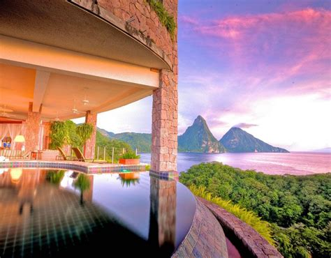 The World's Most Stunning Hotel Room Views Pictures