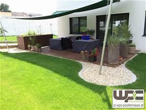 Bambus Dielen Terrasse : bildergalerie wpc terrassenbelag poolumrandung terrasse stufen sichtschutz wpc poolterrasse ~ Markanthonyermac.com Haus und Dekorationen