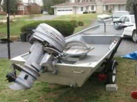 Bass Hunter Boat Modifications by My 16 Foot Alumacraft Fishing Boat Youtube