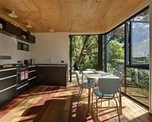 Moderne Holzdecken Beispiele : moderne deckenverkleidung 36 einmalige beispiele ~ Markanthonyermac.com Haus und Dekorationen