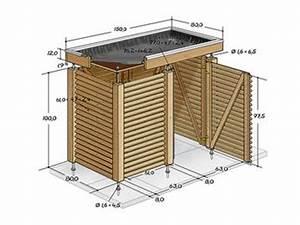 Mülleimer Selber Bauen : die besten 25 m lltonnenbox ideen auf pinterest unterstand m lltonnen unterstand und m llboxen ~ Markanthonyermac.com Haus und Dekorationen