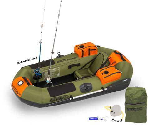 Inflatable Boats For Less by Packfish 7 Inflatable Fishing Boat Inflatable Boats 4 Less