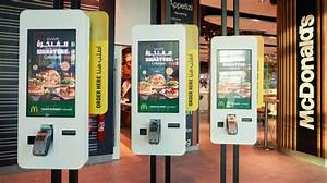 Could McDonald's Ordering Kiosks Set Trend Small ...