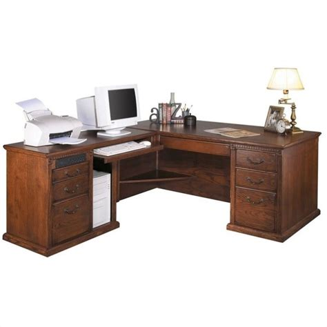 Kathy Ireland Home By Martin Huntington Oxford Lshape Lhf. Foldable Desk. Ethan Allen Dining Room Table. Entertainment Table. Natural Wood Chest Of Drawers. Picnic Table For Sale. Picnic Table Lowes. Wood Restaurant Tables. Anthro Computer Desk