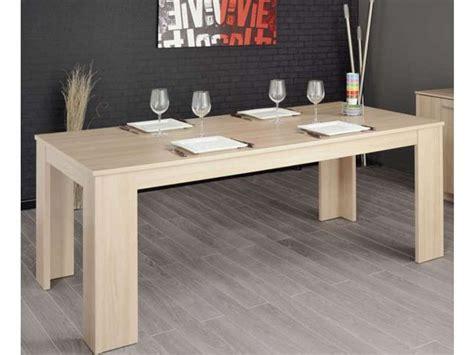 table rectangulaire bop d 233 cor bruge vente de table de cuisine conforama 147 50 6 8 pax