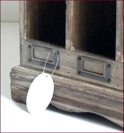 style ancienne boite a lettre courrier papier mural etagere porte serviette bois ebay
