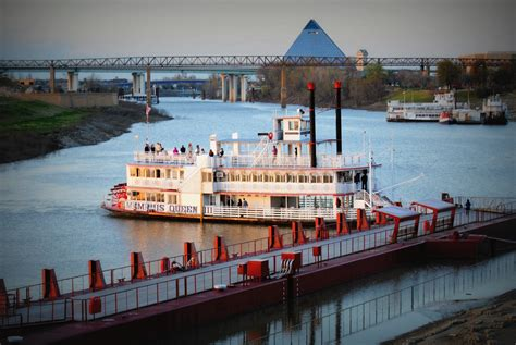 Mississippi Queen Riverboat Cruises by Memphis Riverboat Dinner Cruise Youtube