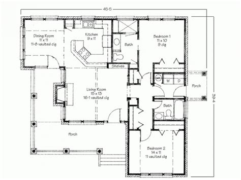 small two bedroom house plans small home plan house design two bedroom house simple floor plans house plans 2 bedroom