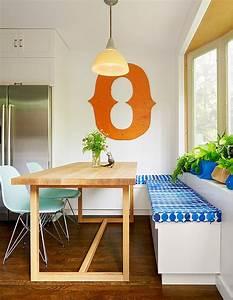 Küche Verschönern Mietwohnung : schicke sitzecke k che f r kleine k che in wei freshouse ~ Markanthonyermac.com Haus und Dekorationen