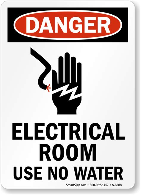 Electrical Room Use No Water Osha Danger Sign  Best. Trademark Signs Of Stroke. Rustic Wooden Signs. Commonly Used Signs Of Stroke. Sport Signs. Melanoma Signs. Ice Cold Water Signs Of Stroke. Chest Signs Of Stroke. White On White Signs