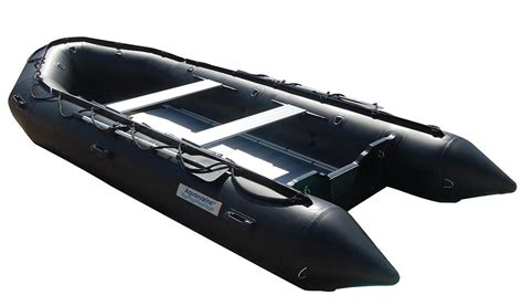 Inflatable Boats Heavy Duty by 14 Ft Inflatable Boat Pro Heavy Duty Military Black