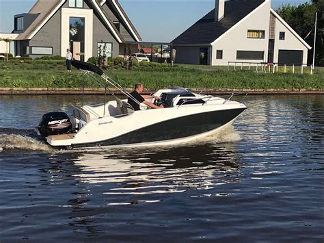 Quicksilver Boote Giethoorn by Sunny Days Quicksilver 555 Cabin Bomert Watersport