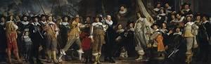 Bartholomeus van der Helst (1613-1670) | Ontknoping
