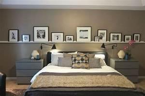 Schlafzimmer Ideen Gestaltung : wandgestaltung im schlafzimmer kreative wohnideen ~ Markanthonyermac.com Haus und Dekorationen