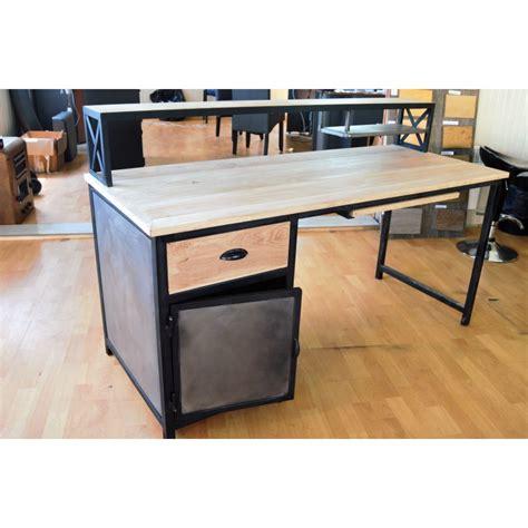 table a manger style industriel pas cher maison design bahbe