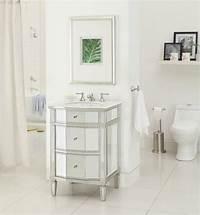 vanities for bathrooms Mirrored Bathroom Vanities   Modern Vanity for Bathrooms