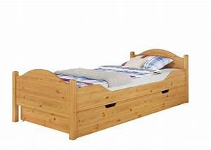 Matratze 60 X 100 : massivholz bett kiefer natur 100x200 einzelbett rollrost matratze bettkasten m s4 ~ Markanthonyermac.com Haus und Dekorationen