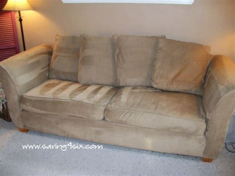 The Secrets To Cleaning A Microfiber Couch  Offbeat Home