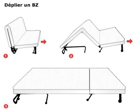 matelas bz dimensions et prix ooreka