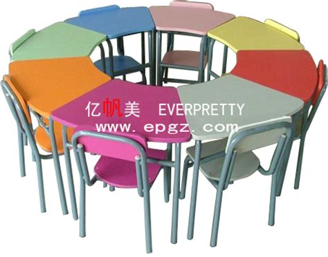guangdong kindergarten tables and chair big lots