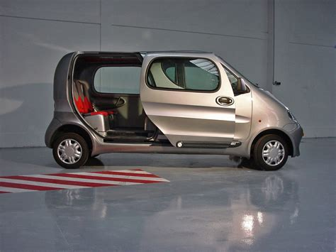 tata s compressed air car is floating away in the air
