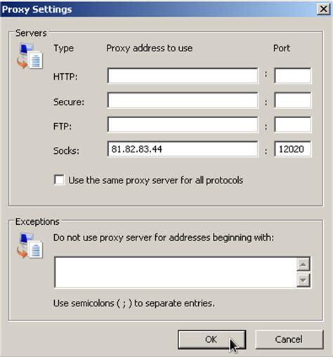 Free Proxy List Provider