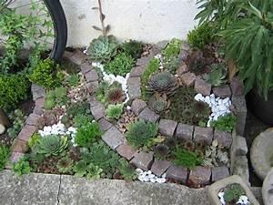 Gestaltung Kleiner Steingarten : die besten 17 ideen zu steingarten auf pinterest sukkulentengarten steingarten design und ~ Markanthonyermac.com Haus und Dekorationen