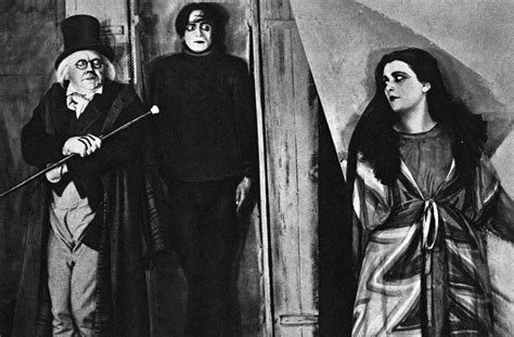 silent screams the cabinet of dr caligari 1920 anti
