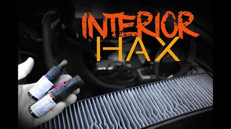 Very Cool Car Interior Detailing Hack !!!!!111211one Youtube