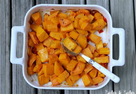 comment cuisiner courge butternut
