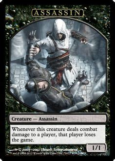 Mtg Assassin Token Deck by 1000 Images About Token On Merfolk Magic The
