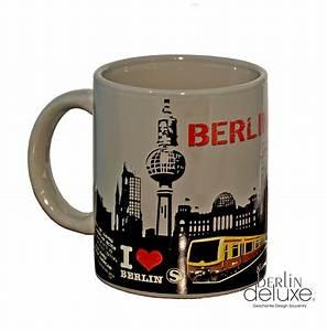 Berlin Souvenirs Online : mug berlin s bahn souvenirs at berlindeluxe online ~ Markanthonyermac.com Haus und Dekorationen