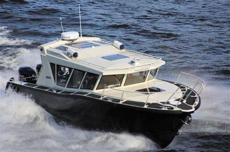 Aluminium Boot Cabin by Best 25 Aluminium Boats Ideas On Pinterest Aluminum