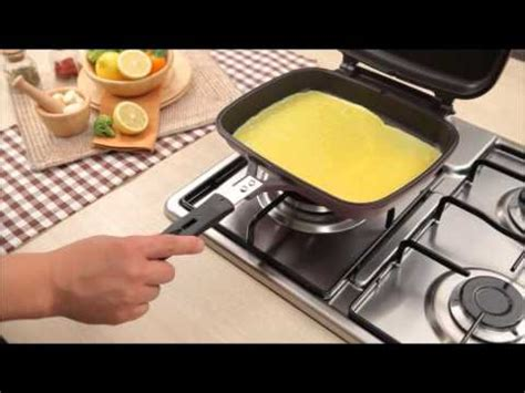 Double Sided Grill Pan Doovi