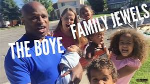 ALEX BOYE'S FIRST FAMILY VLOG!! (New Channel!!!) - YouTube