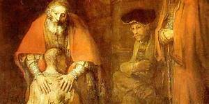 """Rembrandt's """"Return of the Prodigal Son"""" - The Family Project"""