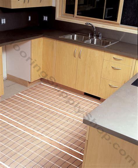 Suntouch Floor Warming Mat Radiant Floor Heating Mat Kits 10 Sq Flooring Heating