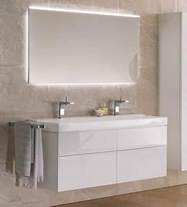 Keramag Xeno Handwaschbecken : keramag xeno waschtisch 120 cm wei mit 2 hahnl chern ohne berlauf ~ Markanthonyermac.com Haus und Dekorationen