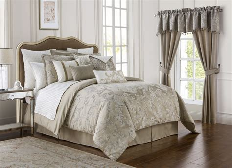Chantelle Taupe Waterford Luxury Bedding