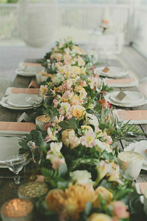 diy d 233 co de table mariage pour moins de 80 tnd