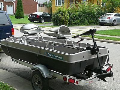 Bass Hunter Boat For Sale In Ohio by Pond Prowler Boat Boats For Sale