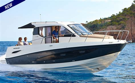 Quicksilver Bootje by Quicksilver Boats Asia Power Boats