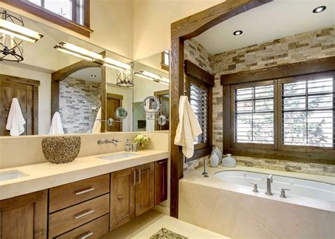 30 Modern Bathroom Design Ideas For Your Private Heaven Bathroom Vanity Sink Cabinets Trap And Mirrors Undermount Sinks Oval Small Corner For Bathrooms Where To Buy Mirror Wood Framed Tile