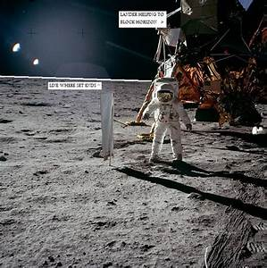 Fake Moon Landing Evidence (page 3) - Pics about space