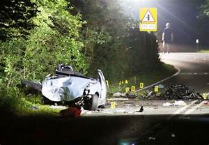 Two teenagers dead after car crashes into a tree as four ...