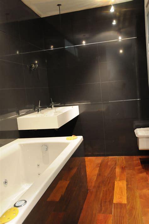 salle de bain avec parquet en ip 233 journal du loft