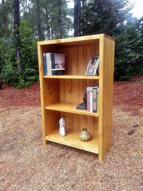 Coastal Oak Designs  Handmade Wood Bookcase